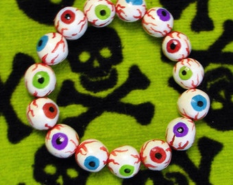 Eyeball Bracelet - Multi color