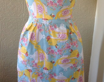 Pretty Teacup New Vintage Spring dress