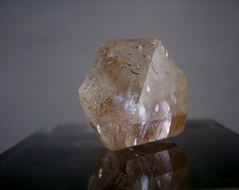 Collectible Topaz 212.95 carat Colorado Topaz Natural Crystal Display or Facet Material Lapidary or Jewelry Supply WigWam area, CO.