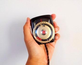 Vintage General Electric Type PR-3 Golden Crown Exposure Meter