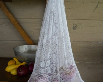 Beautiful Lace Produce Bag,  Reusable Produce Bag