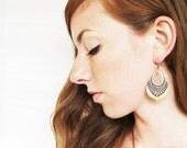 Tribal Statement Earrings