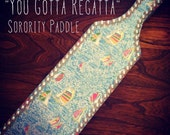 "Lilly Pulitzer ""You Gotta Regatta"" Paddle"