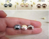 Sloth Stud Earrings, Pick your color