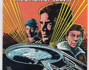 1984 Star Trek Number 7 August DC Comics