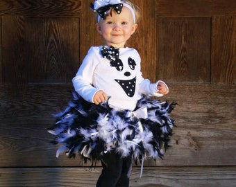 Ghost outfit-ghost costume-ghost halloween costume-ghost-girly ghost costume