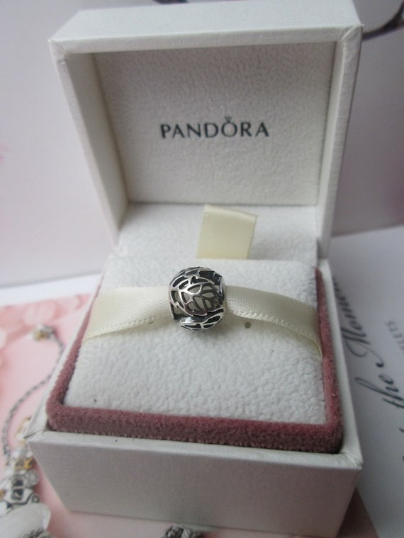 authentic pandora autumn bliss charm bead for by