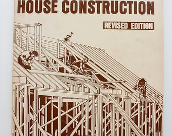 Wood-frame House Construction Revised Edition L.O. Anderson Taylor F. Wilson Craftsman DIY