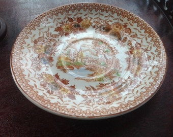 Saucer Fred Roberts Company Made In Japan San Fransisco