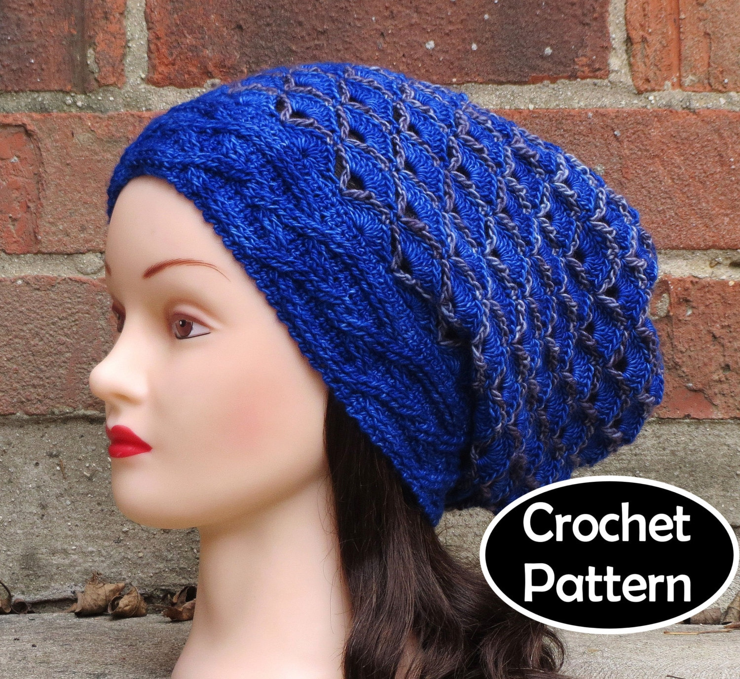 Crochet Hat Pattern Download : CROCHET HAT PATTERN Instant Pdf Download Mother of Dragons