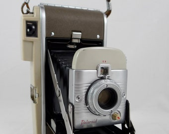 Vintage Polaroid Highlander Land Camera Model 80B