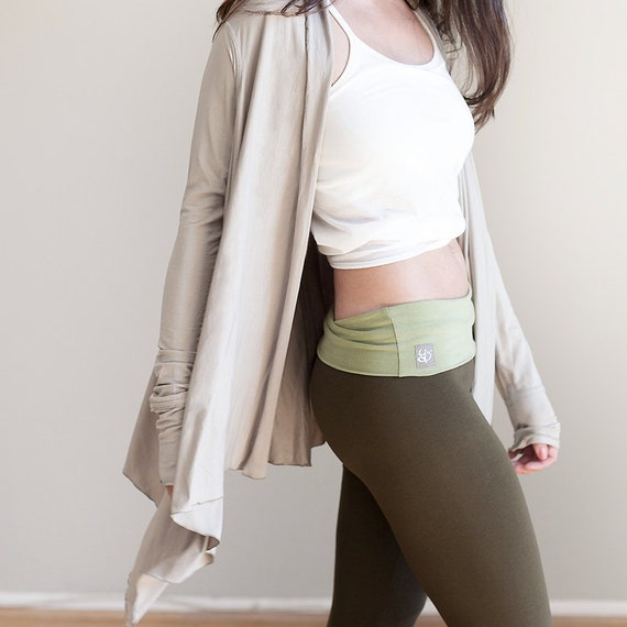 Yoga Wrap - Long Sleeved Sukha Shawl