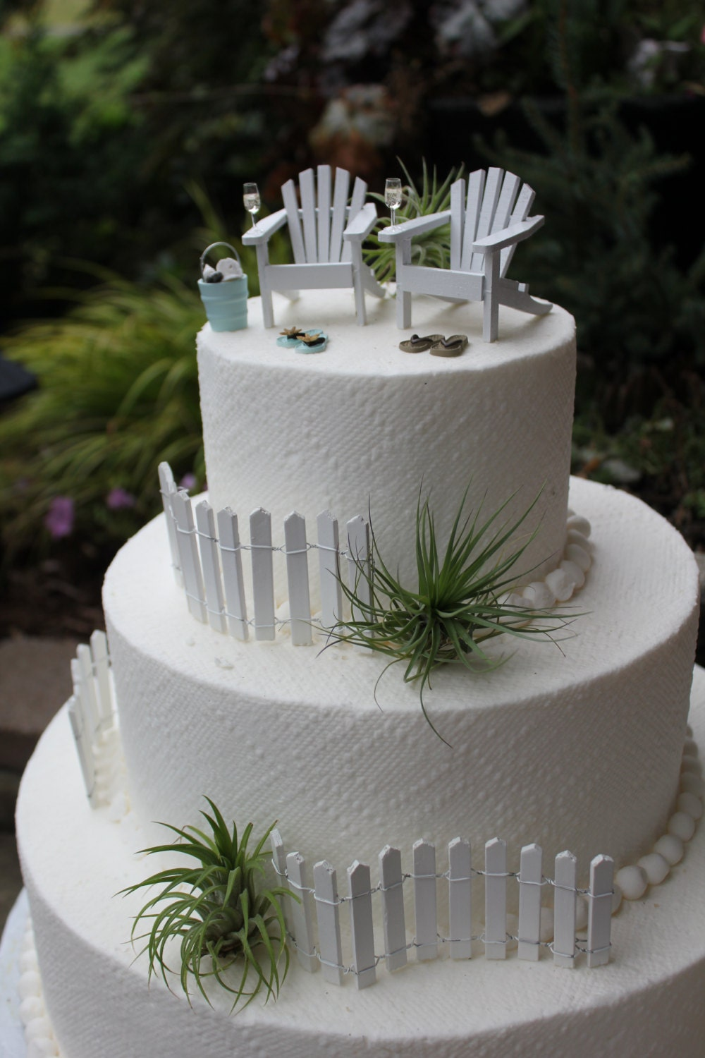 Chairs Cake Topper