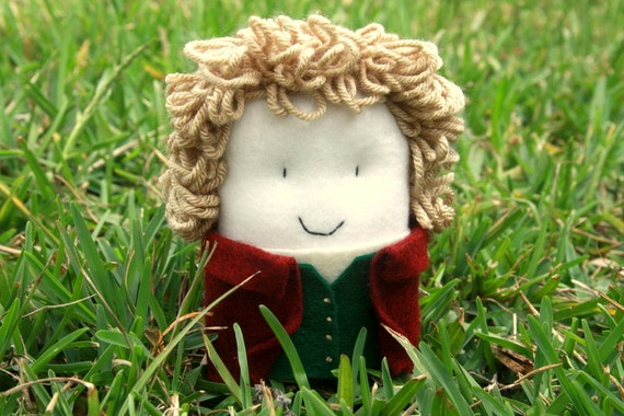 Bilbo Baggins Plush Doll