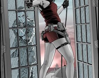 Dana Valentine Assassin