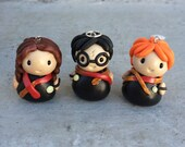 Harry Potter and Friends Charm Set