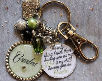 Grandma Nana gift Personalized, The only thing better than having you for a mom is my child having you as Grandma sister present mother mom
