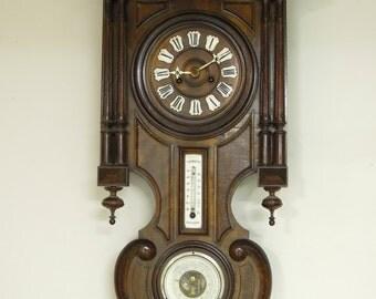 German wall clock Etsy