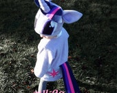 child's Twilight Sparkle costume My Little Pony girl baby toddler