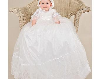 Natalia Baptism Christening Gown