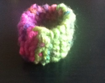 Knitted ring
