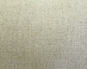 Linen Lining Cloth, Unbleached/Natural Colour - fabric sold by the half yard