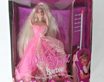 Vintage Barbie Dance and Twirl Barbie Doll