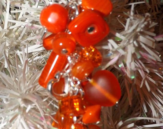 Orange Awareness Ornament