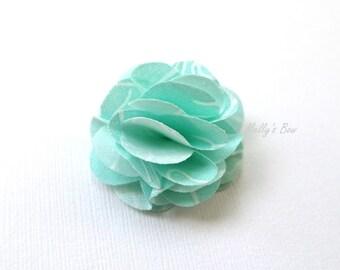 Mint Green - Wedding Boutonniere - Lapel Flower - Men's Lapel Pin - Buttonhole - Brooch Pin - Prom for Guys
