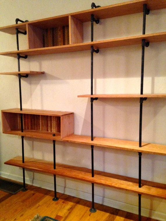 Items Similar To Mid Century Modern Shelving Unit