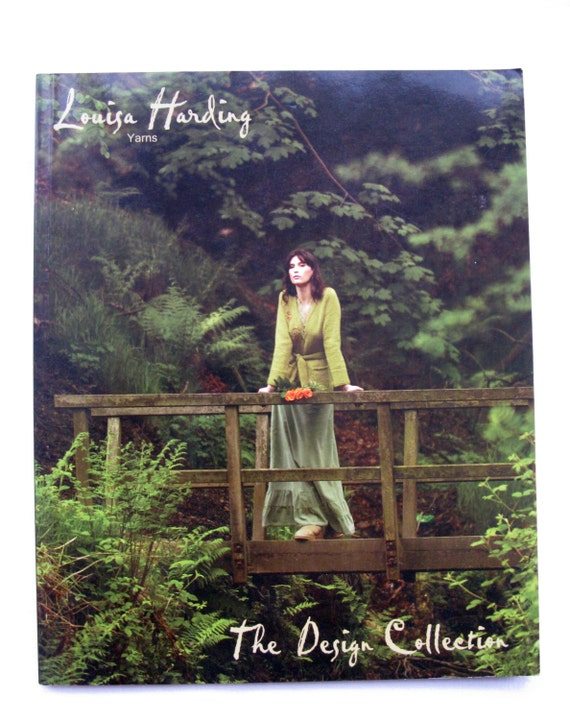 Louisa Harding knitting pattern book 01 by EnoughIsEnough ...