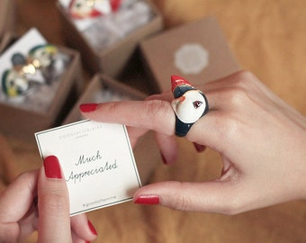 Puffin Ring