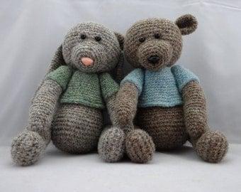 Guardian Angel Instant download Amigurumi doll crochet