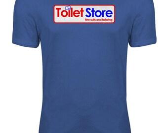 Anchorman: The Legend of Ron Burgundy - Brick Tamland Toilet Store Womens T-shirt