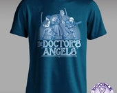 The Doctor's  Angels - Whovian T-shirt