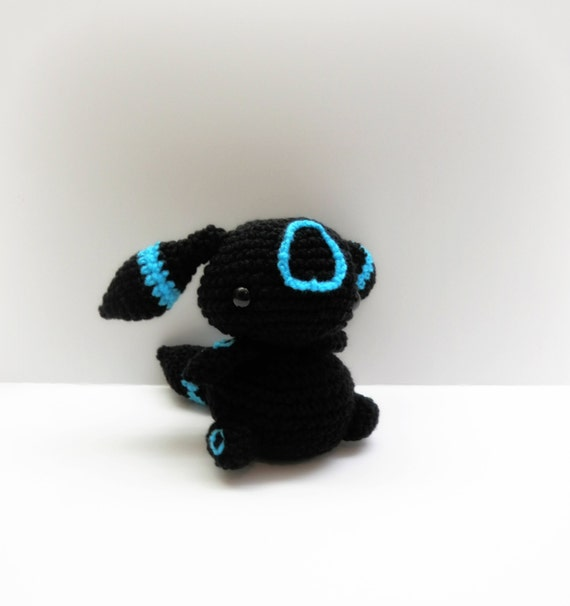 Snap Crochet Umbreon Etsy Photos On Pinterest