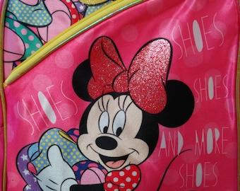 Minnie Mouse Feeding Tube Backpack