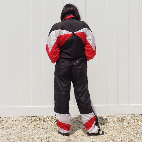 Nylon Sweat Suit 21