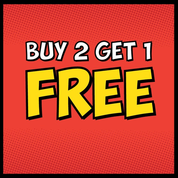 Items similar to buy 2 get 1 free all posters in shop for Buy cheap posters online
