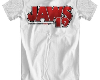 Jaws 19 - Back To The Future Inspired T-Shirt