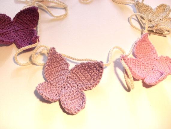 Crochet Butterfly Pattern Amigurumi Butterfly Pattern