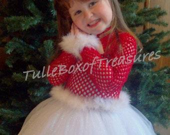 Santa Baby Christmas Party Dress