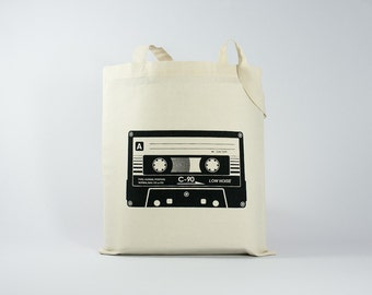 The Cassette - Tote Bag