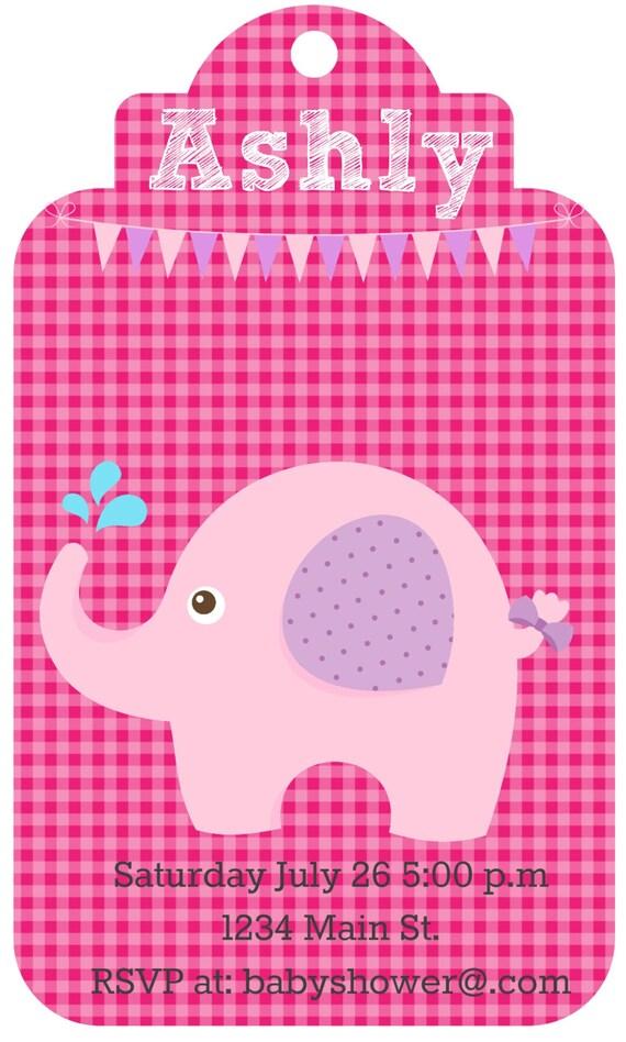 Invitaciones de Baby Shower para imprimir | Fiesta101