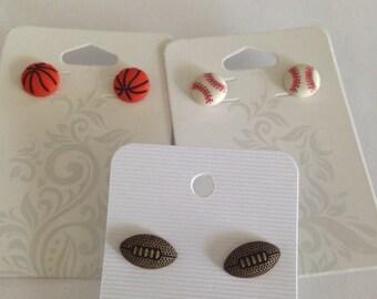 Cool Sports Earrings!!!