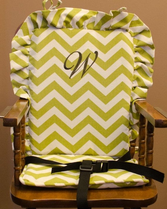 wooden highchair cover cushion cover high chair