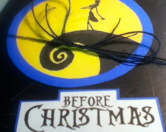 The Nightmare Before Christmas Altered Composition Journal