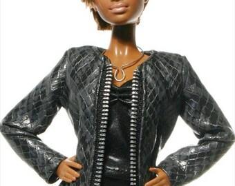 Handmade clothes for Barbie (jacket): Arda