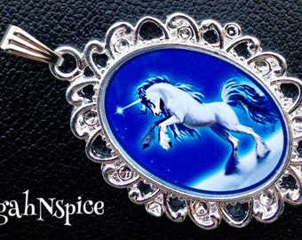 Unicorn Necklace Unicorn Pendant Magical Unicorn Beautiful Unicorn jewelry Unicorn jewelry