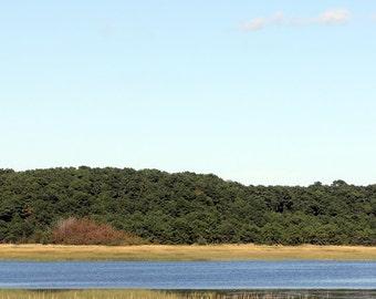 Long Island Wall Art - Landscape Photography - Nature Photography - A Cove on Long Island NY